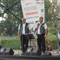 Vom links: Kapellmeister Petr Shýbal, Jiří Kotek