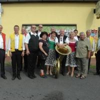 """25. Internationales Blasmusikfestival """"KUBEŠOVA SOBĚSLAV"""" - Borkovice 20.07.2019"""