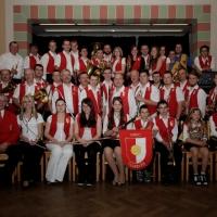 Blasorchester Temelín