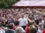 """Mezinárodní festival dechových hudeb """"KUBEŠOVA SOBĚSLAV"""" 18. a 19. července 2009"""